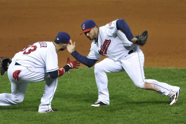 Projecting the Cleveland Indians' 25-Man Roster on Opening Day