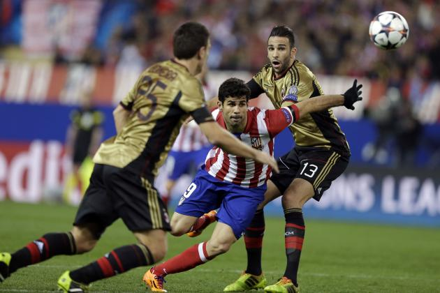 Atletico Madrid vs. AC Milan: 5 Things We Learned