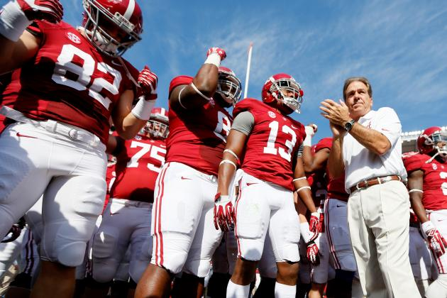 Alabama Football: Ranking Alabama's Top 10 Recruiting Targets for 2015