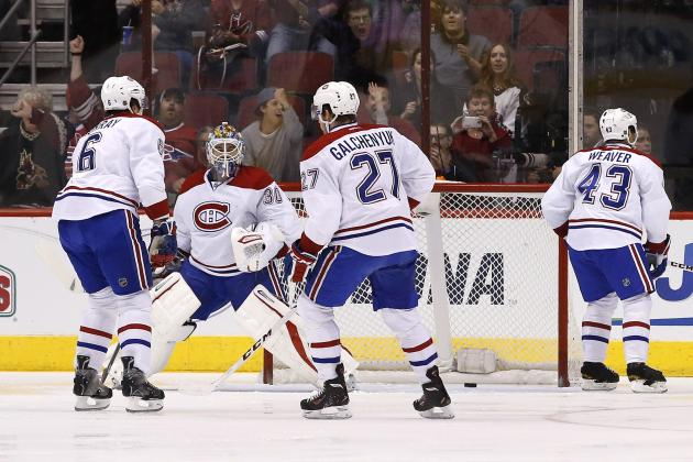 5 Reasons the Montreal Canadiens Are Suddenly Eastern Conference Contenders