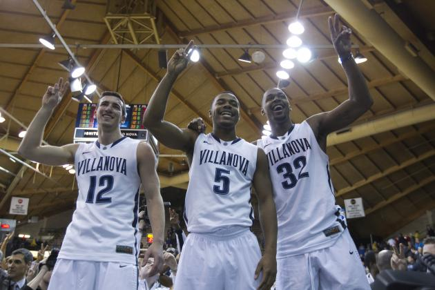 Villanova Basketball: Report Card for Wildcats' 2013-14 Season