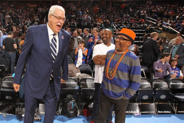 Top Action Items for Phil Jackson to Address with New York Knicks