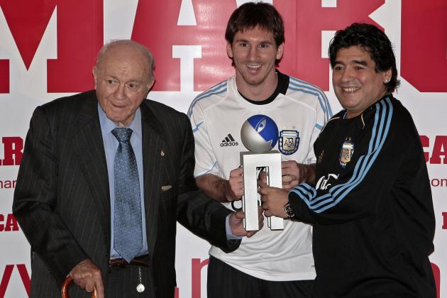 5 Greatest Argentina Players of All Time