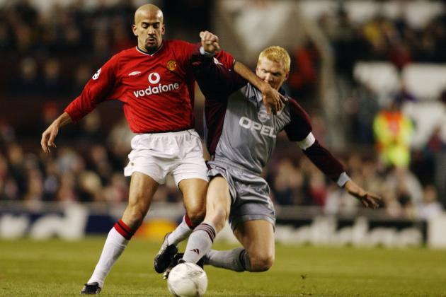 Ranking the Top 10 South Americans to Play for Manchester United