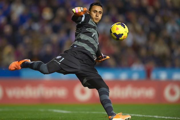 5 Most Impressive La Liga Players Not at Barcelona, Real Madrid or Atletico