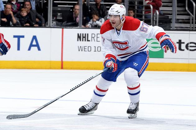 Stock Up, Stock Down for Montreal Canadiens' Top Stars
