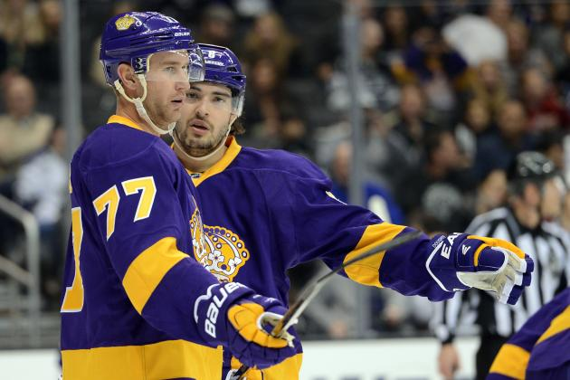 Stock Up, Stock Down for Los Angeles Kings' Top Stars