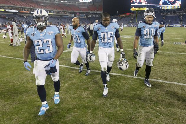 4 Veterans Tennessee Titans Must Part Ways with Before 2014 Season