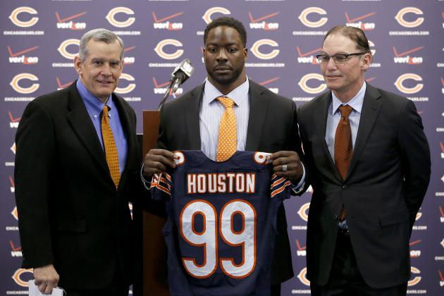 What We Learned About the Bears After the Start of Free Agency