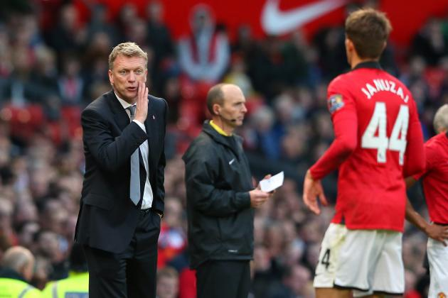 5 Manchester United Youngsters David Moyes Should Give Time to