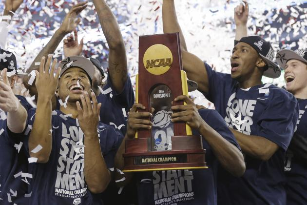 The Best Moments of the 2014 NCAA Tournament