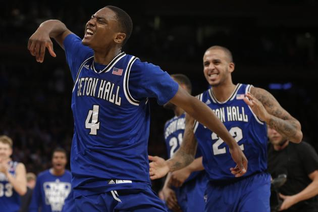 NCAA Conference Tournaments 2014: Predictions, Results for Thursday's Top Games