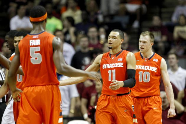 Syracuse Basketball: Orange's 5 Keys to a Successful Postseason