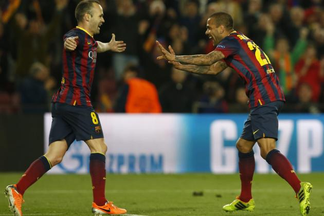 Barcelona 2-1 Manchester City: 6 Things We Learned
