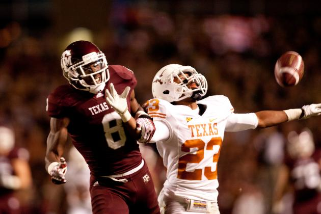 2015 College Football Recruits with Strong Interest in Both Texas and Texas A&M