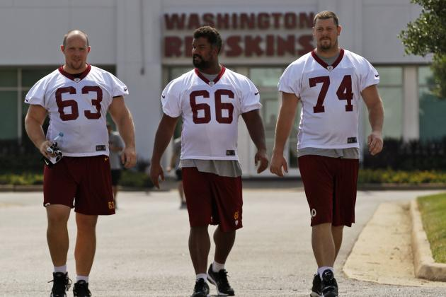 4 Veterans the Washington Redskins Could Part with Before 2014 Season
