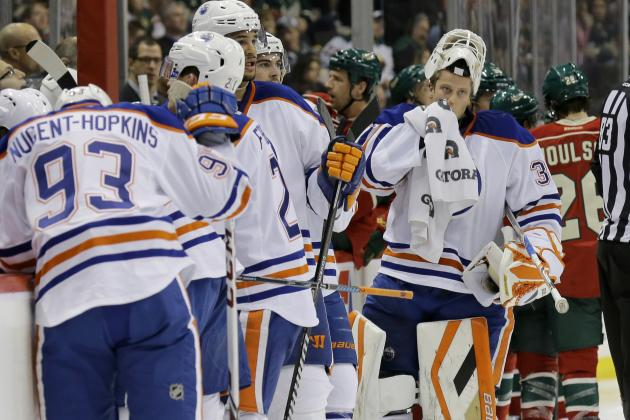 Edmonton Oilers' 5 Biggest Questions in the Final Month of the 2013-14 Season