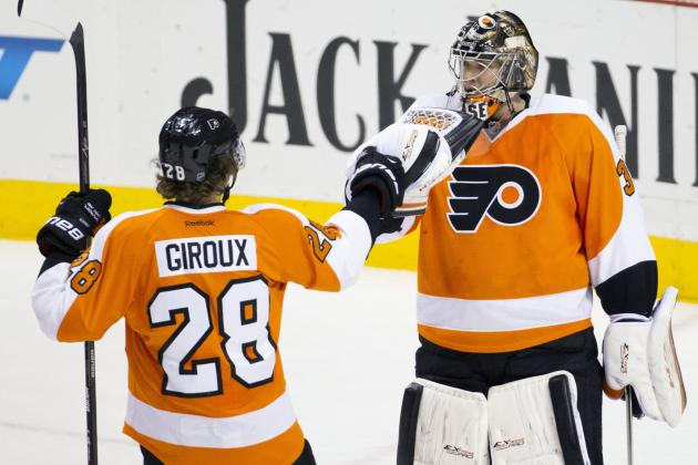 5 Keys to the Philadelphia Flyers' Playoff Push