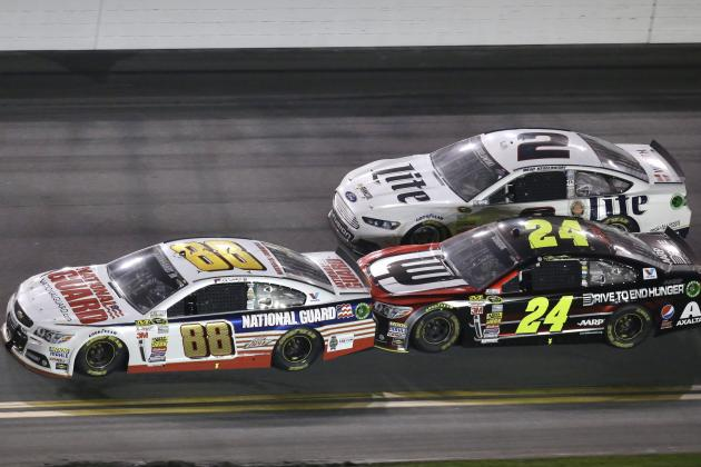2014 NASCAR Sprint Cup Driver Rankings: Week 4 Edition