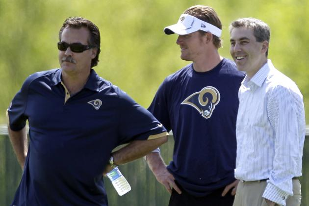 What We've Learned About St. Louis Rams After the Start of Free Agency