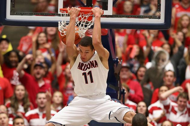 Ranking the Most Likely No. 1 Seeds in the 2014 NCAA Tournament