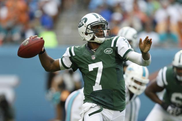 Jets by the Numbers: 2013 Stats New York Must Improve in 2014