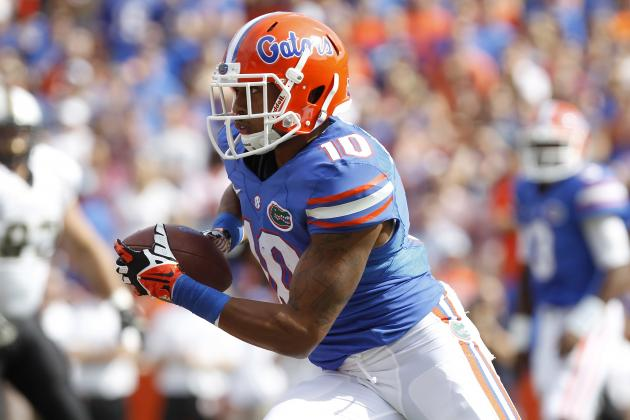 Florida Football: 5 Players Who Can Take Advantage of Gators' Spring Injuries