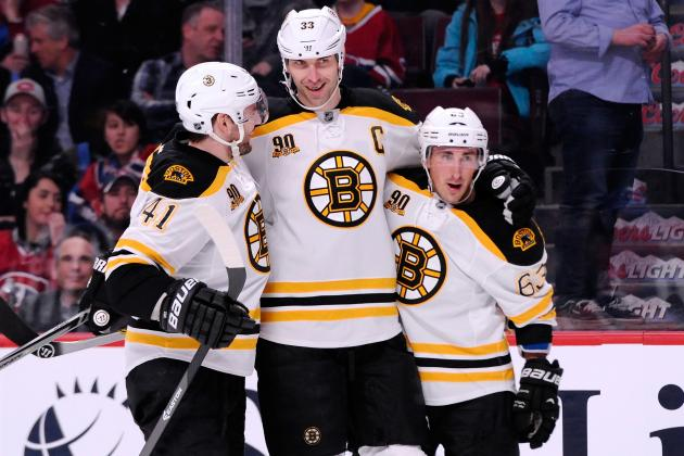 3 Takeaways from the Boston Bruins' 4-1 Victory over the Montreal Canadiens