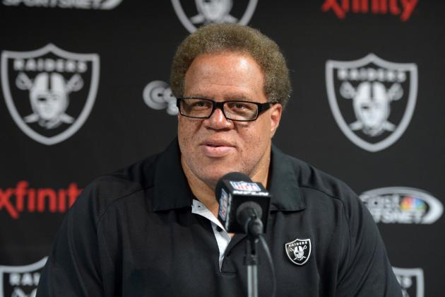 What We've Learned About Oakland Raiders After the Start of Free Agency