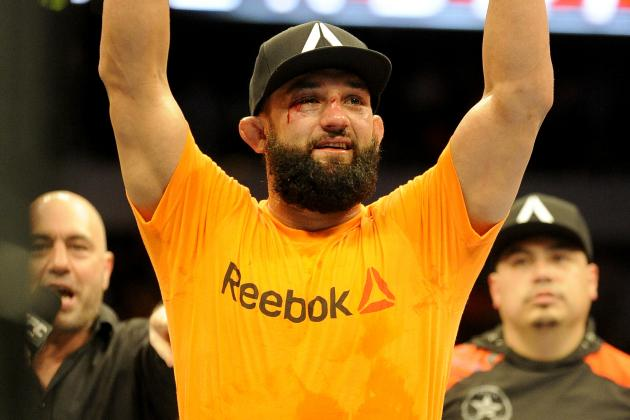 UFC 171: Matches to Make for the Entire Fight Card