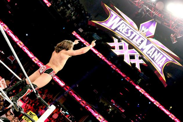 Wrestlemania 30: Stars Under the Most Pressure at PPV