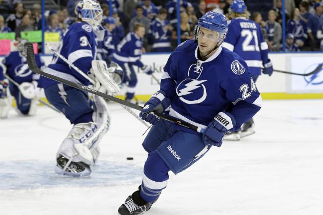 Stock Up, Stock Down for Tampa Bay Lightning Top Stars