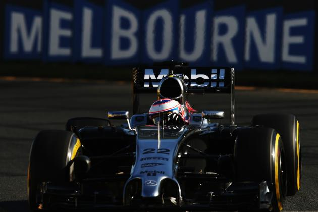 Australian Formula 1 Grand Prix 2014: Results, Times for Practice and Qualifying
