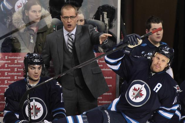 8 NHL Coaches on the Hot Seat