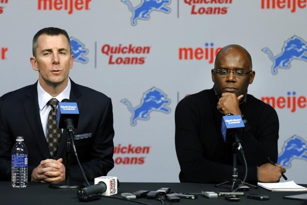 What We've Learned About the Detroit Lions After the Start of Free Agency