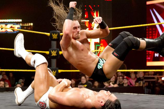 WWE NXT Results: Winners, Grades, Reaction and Highlights from March 13