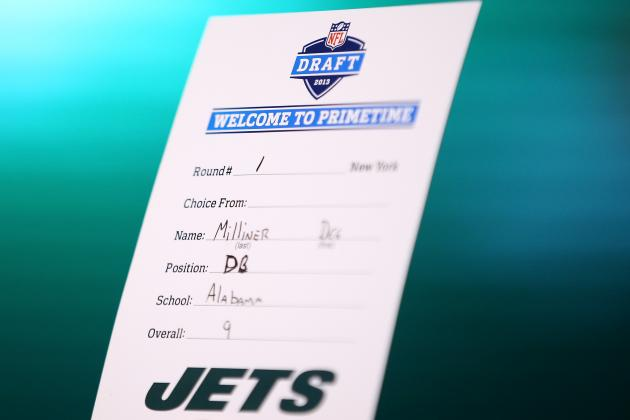 6 Biggest Draft-Day Mistakes in New York Jets History