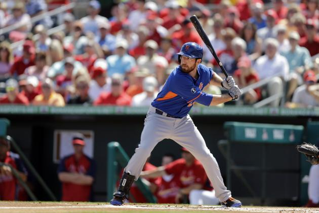 2014 New York Mets Spring Training Stock Watch: Who Is Rising, Falling