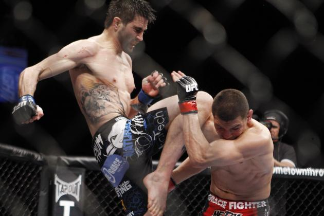 Natural Born Killer: The 5 Best Moments of Carlos Condit's Career