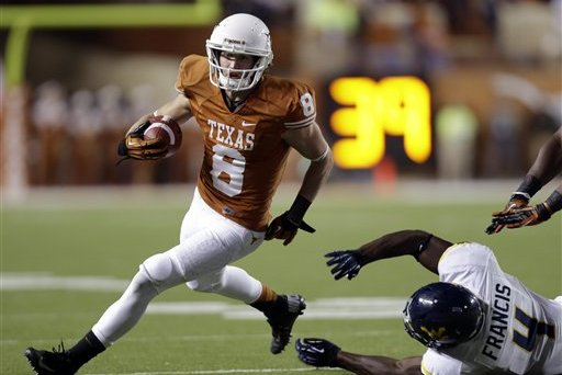 Texas Football: 8 Longhorns That Need to Bounce Back in 2014