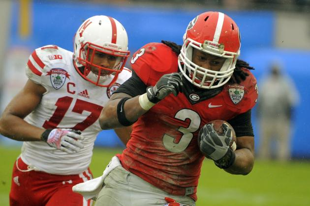 Georgia Football: 4 Reasons Why the Bulldogs Will Be a Top 10 Team in 2014