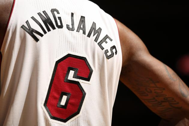 10 Players We Want to See Wear NBA Nickname Jerseys