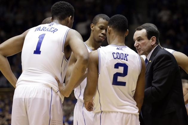 Duke Basketball: What Seed Will the Blue Devils Earn?