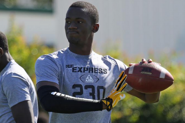 Auburn Football: Ranking the Tigers' Top 10 Recruiting Targets for 2015
