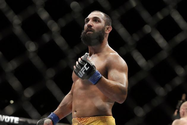 UFC 171: Johny Hendricks and the Fighters with the Most to Lose