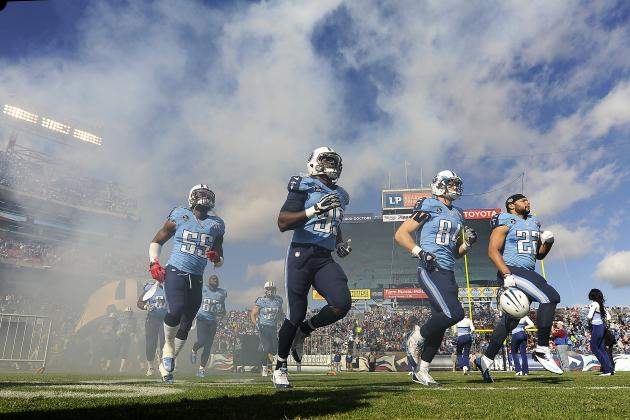 Titans by the Numbers: 2013 Stats Tennessee Must Improve in 2014