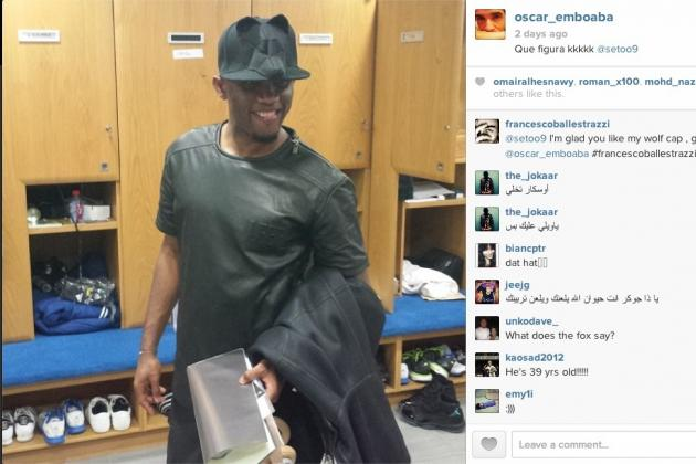 Samuel Eto'o and the Biggest Football Fashion Faux Pas