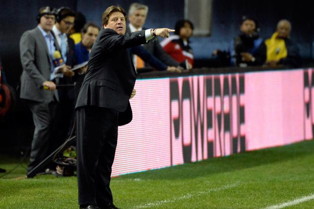 Mexico: 5 Players Miguel Herrera Should Give a Chance to Make World Cup Team
