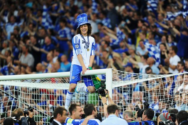 Top 5 Chelsea Goals: The David Luiz Edition