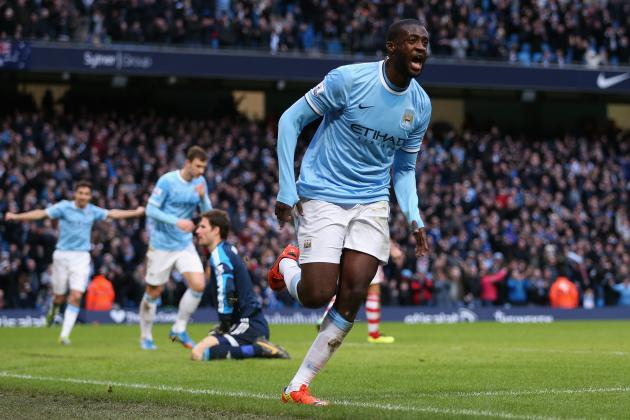 10 Current Sky Blues Who Are Among Manchester City's Best Ever Players